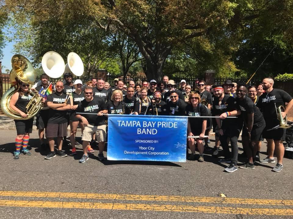 TampaPrideDiversity Parade
