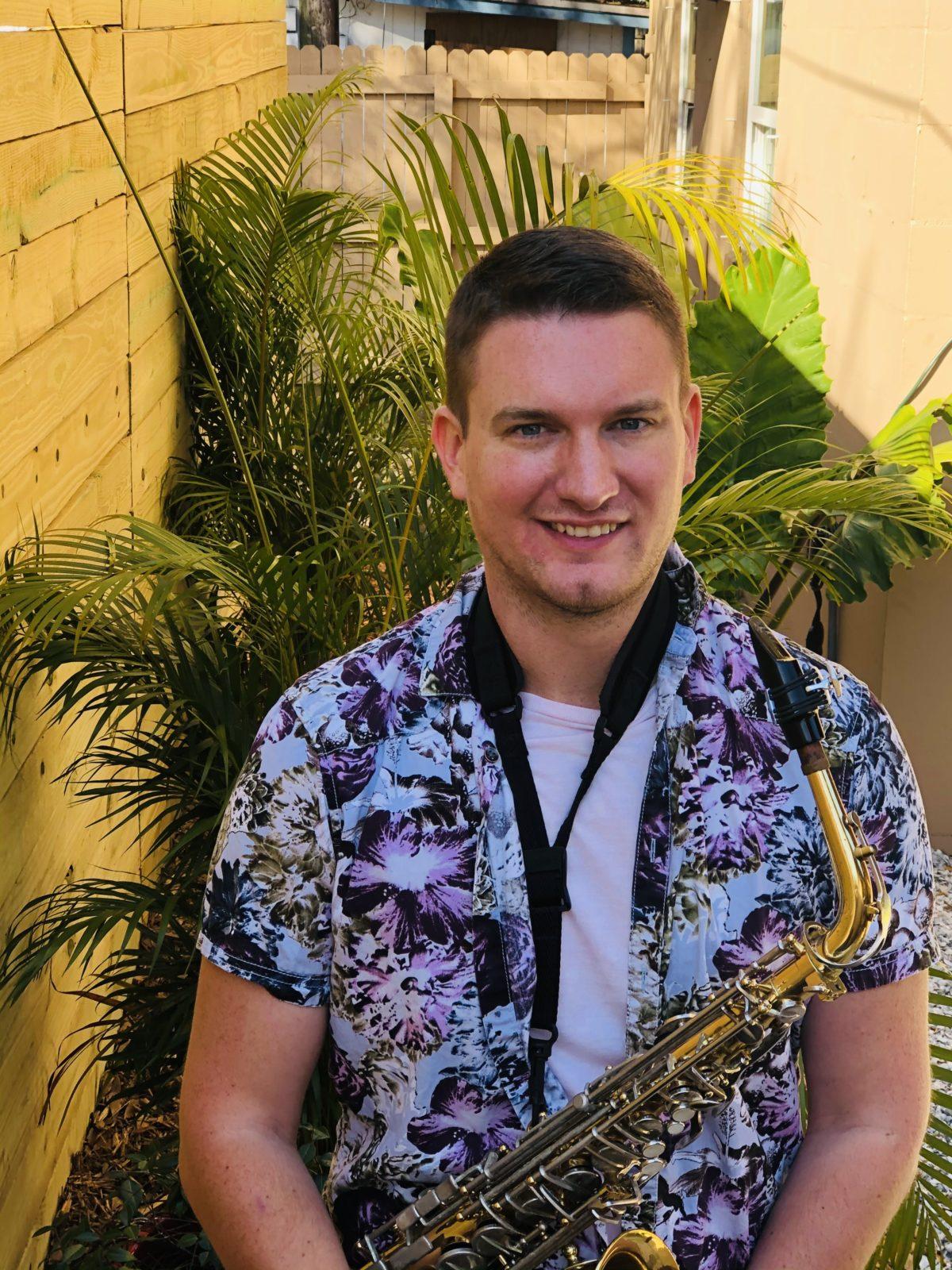 Matt Thompson – Alto Saxophone